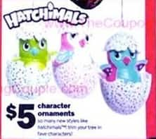 Five Below Black Friday: Hatchimals Character Ornaments for $5.00