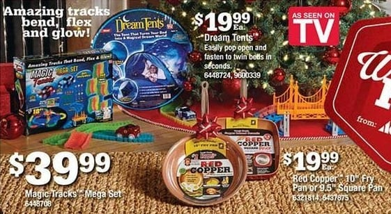 Ace Hardware Black Friday: Magic Tracks Mega Set for $39.99