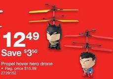 Staples Black Friday: Propel Hover Hero Drone for $12.49