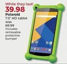 """Stein Mart Black Friday: Polaroid 7"""" Tablet for $39.98"""