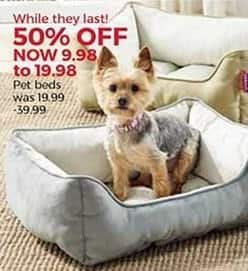 Stein Mart Black Friday: Pet Beds for $9.98 - $19.98