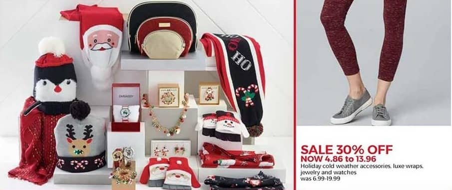 Stein Mart Black Friday: Holiday Cold Weather Accessories, Luxe Wraps, Jewelry and Watches for $4.86 - $13.96