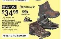 Dunhams Sports Black Friday: Itasca Women's Corsica Mid Hiker for $34.99