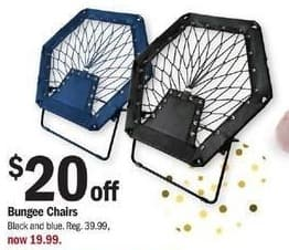 Meijer Black Friday: Bungee Chairs for $19.99