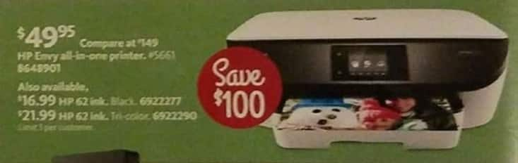 AAFES Black Friday: HP Envy 5661 All-in-One Printer for $49.95