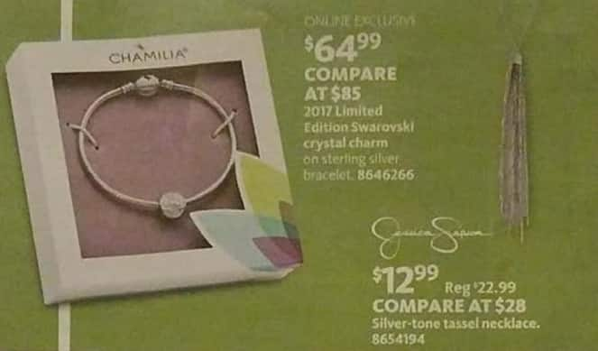AAFES Black Friday: 2017 Limited Edition Swarovski Crystal Charm for $64.99
