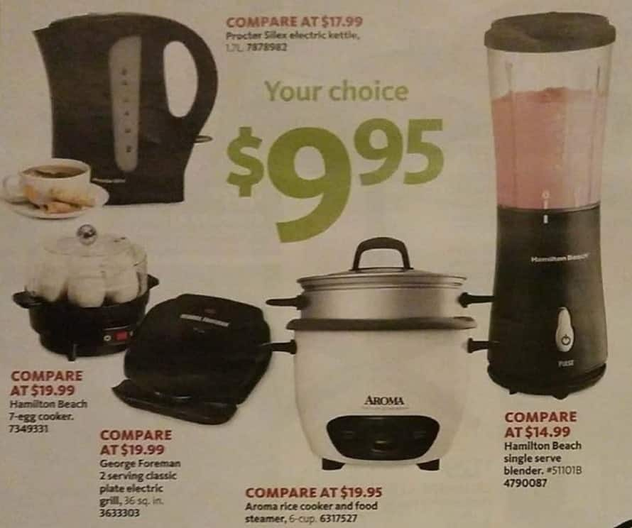 AAFES Black Friday: George Foreman 2 Serving Classic Plate Electric Grill for $9.95
