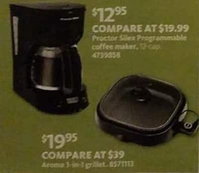 AAFES Black Friday: Aroma 3-in-1 Grillet for $19.95