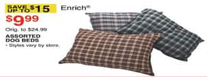 Dunhams Sports Black Friday: Assorted Dog Beds for $9.99
