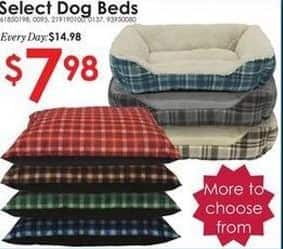 Rural King Black Friday: Select Dog Beds for $7.98