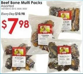 Rural King Black Friday: Beef Bone Multi Packs for $7.98