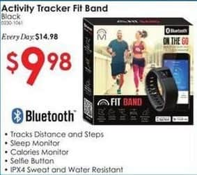Rural King Black Friday: Activity Tracker Fit Band for $9.98