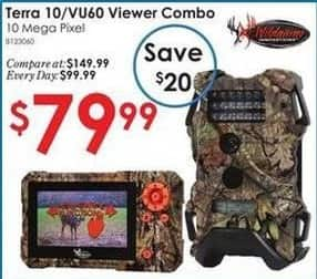 Rural King Black Friday: Terra 10/VU60 Viewer Combo for $79.99