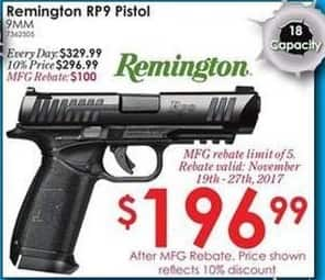 Rural King Guns Black Friday
