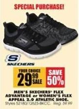 Blains Farm Fleet Black Friday: Skechers Women's Flex Appeal 2.0 Athletic Shoes for $29.99