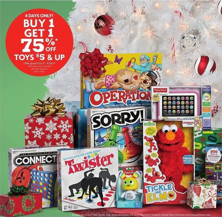 Family Dollar Christmas Day Hours.Family Dollar Black Friday Toys Priced 5 Up B1g1 75