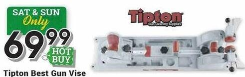 Farm and Home Supply Black Friday: Tipton Best Gun Vise for $69.99