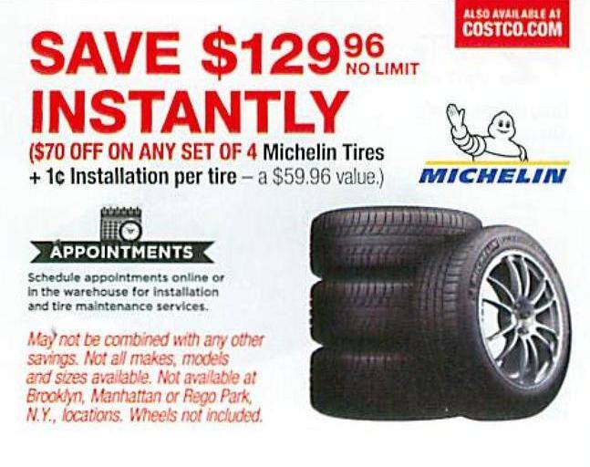 Costco Tires Www Picswe Com
