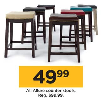 Admirable Kohls Black Friday Entire Stock Allure Counter Stools For Andrewgaddart Wooden Chair Designs For Living Room Andrewgaddartcom