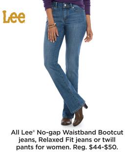 Stock Kohl's Entire Gap Lee Waistband Black Women's No Friday qwpwFUrt