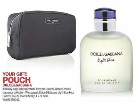 Macy's Light Gabbana FridayDolceamp; 2 Black 4 Oz Homme Pour Blue rthxsQCd