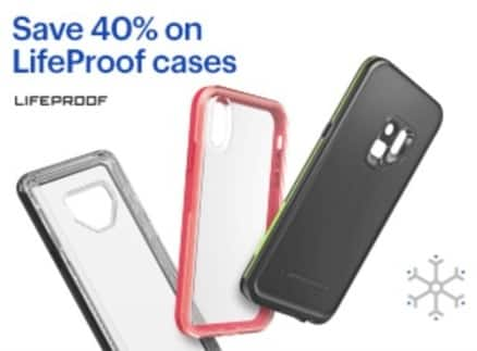 best website 6d80a a8edd Best Buy Black Friday: LifeProof Phone Cases - 40% off - Slickdeals.net