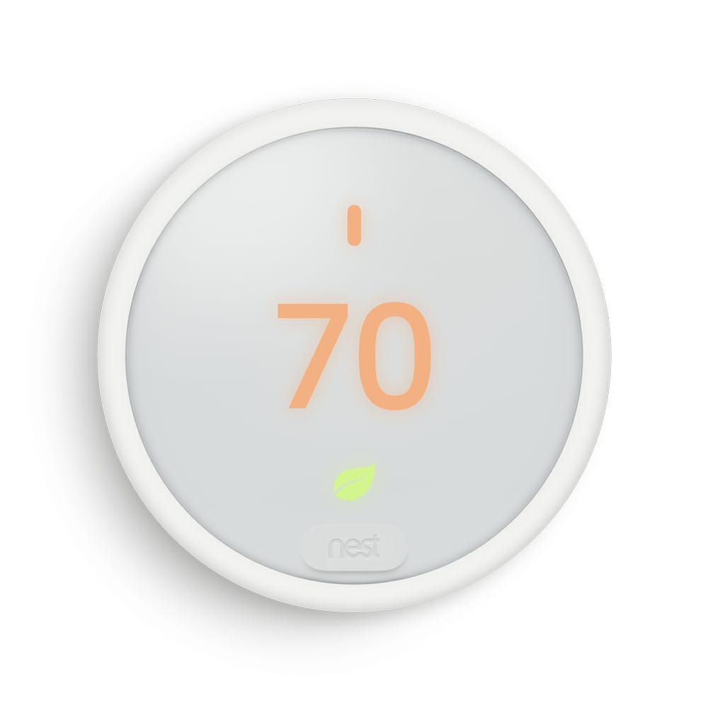 YMMV Google Nest Thermostat E $65