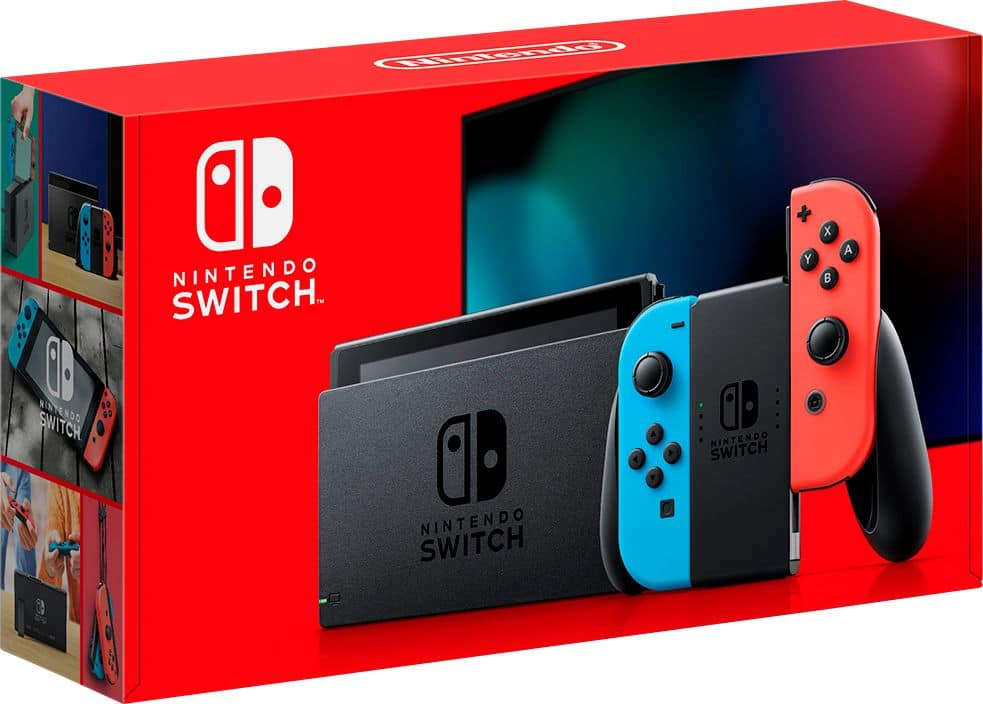 [Best Buy] Guide to buy Nintendo Switch - $299.99