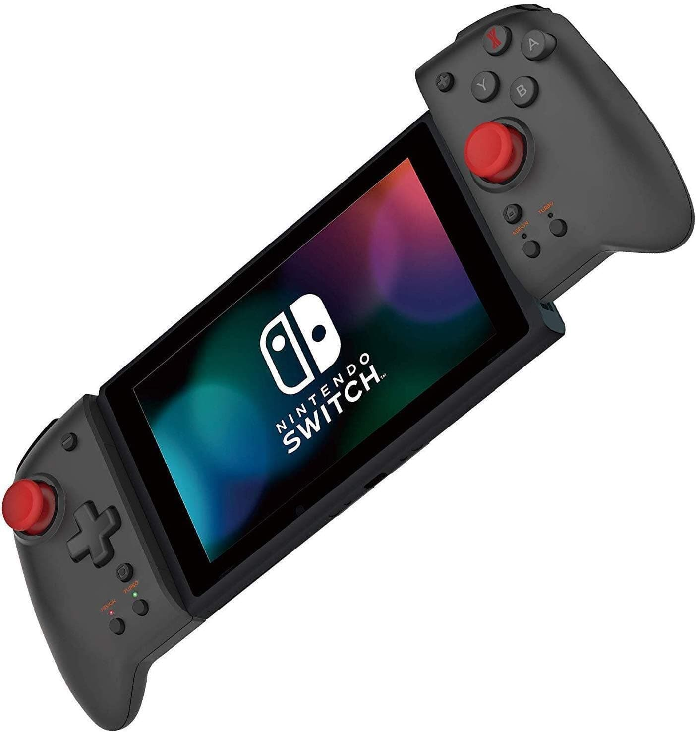 HORI Nintendo Switch Split Pad Pro (Daemon X Machina Edition) Ergonomic Controller for Handheld Mode - Officially Licensed By Nintendo - Nintendo Switch $49.99