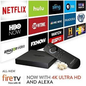 Amazon Fire Tv (4k - 2nd gen) + 3 months of Sling TV for 85$ total - @amazon (new sling sub)