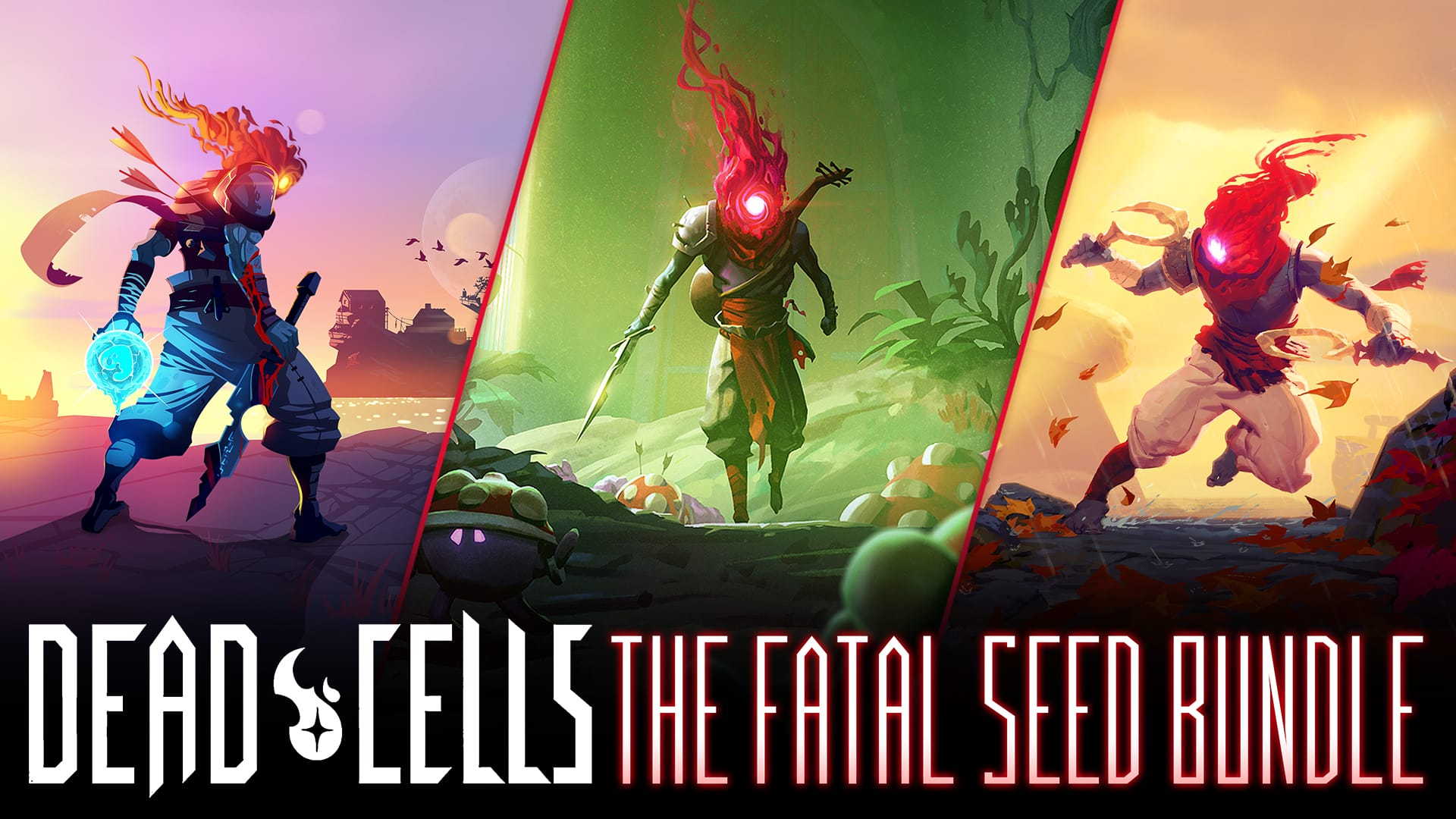 Dead Cells: The Fatal Seed Bundle for the Nintendo Switch (33% OFF) $19.99