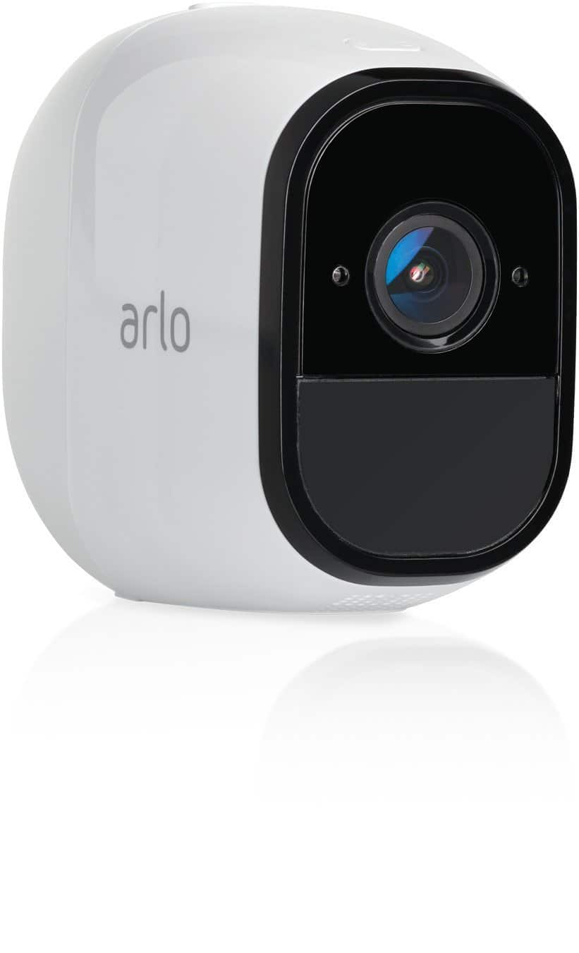 netgear arlo pro wire free hd security camera w audio. Black Bedroom Furniture Sets. Home Design Ideas