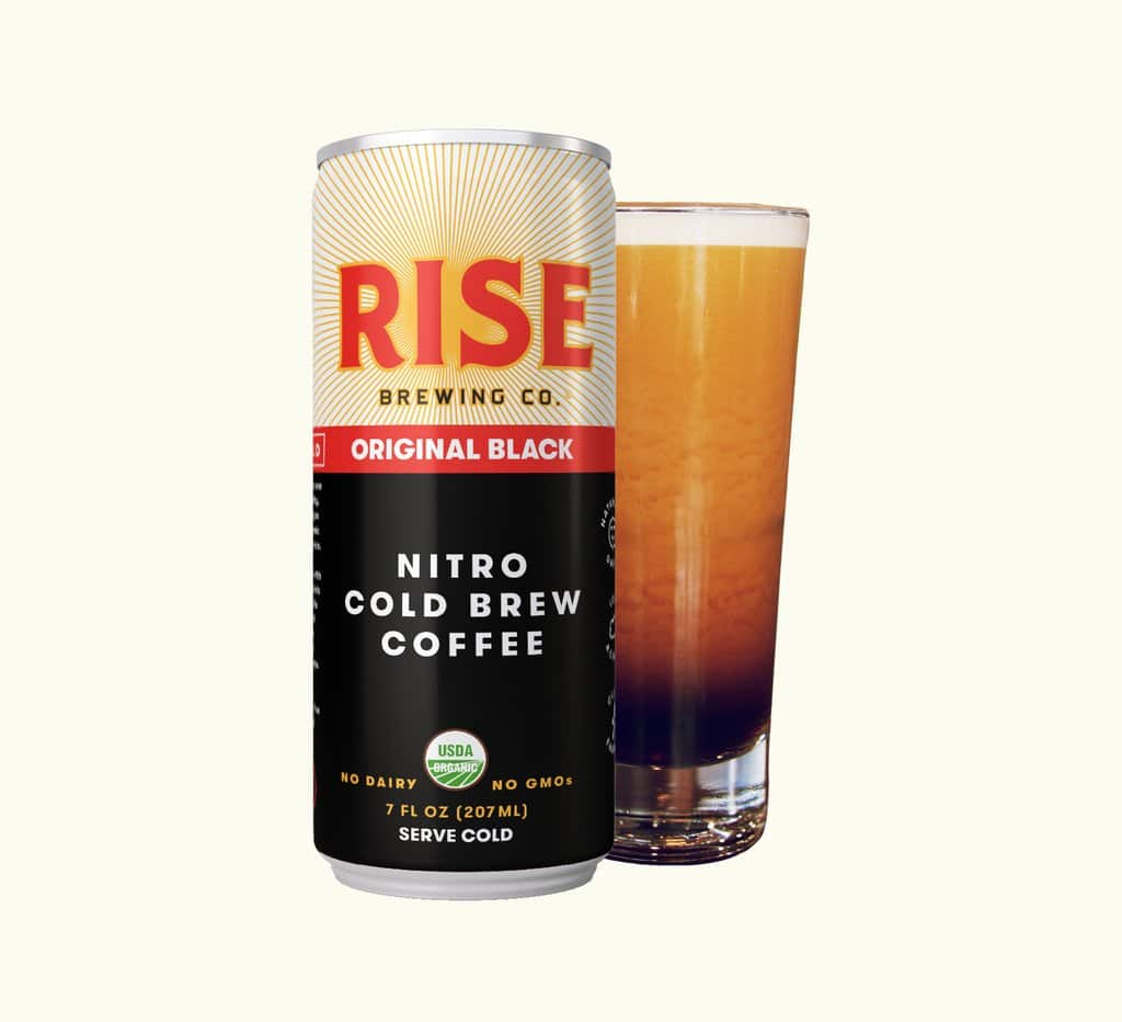72-Count RISE Cold Brew Coffee 7oz cans less than $1.50 per can via Gilt $105