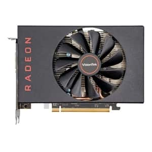 VisionTek Radeon RX 5500 XT 4GB GDDR6 DVI-D HDMI DP Graphics Card @Dell for $149.99