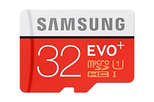 Samsung 32GB Class 10 Micro SD card $11.99 and free shipping at Amazon