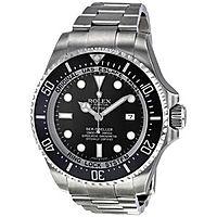 eBay Deal: eBay Deals: 26% off Rolex Sea Dweller DEEPSEA Black Index Dial Oyster Bracelet Stainless Steel Mens Watch $8,999 (msrp $12,050)