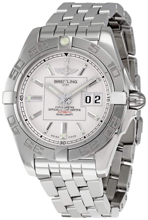 Breitling Galactic 41 Automatic COSC Certified Men's Watches $2945 (50% off) + Free Shipping
