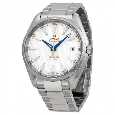 OMEGA Seamaster Master Co-Axial Automatic (COSC Certified) Men's Watch - $3550 shipped