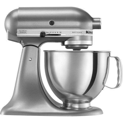 KitchenAid® Artisan® Series 5 Quart Tilt-Head Stand Mixer (Manufacturer refurbished) - $169.99 shipped