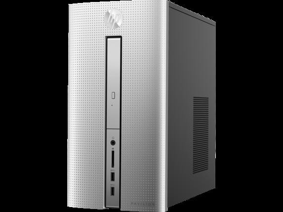 HP Pavilion Desktop - 570-a135m for $329.99 AC @ HP.com