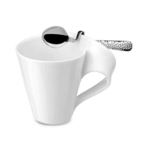Villeroy & Boch Flatware, New Wave Caffe Silver Coffee Spoon for $5.99 @ Macy's
