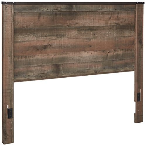 8e4b5c7e0255d8 Ashley Furniture Signature Design - Trinell Queen Panel Headboard -  Component Piece - Brown for $35.93 (83% off) @ Amazon