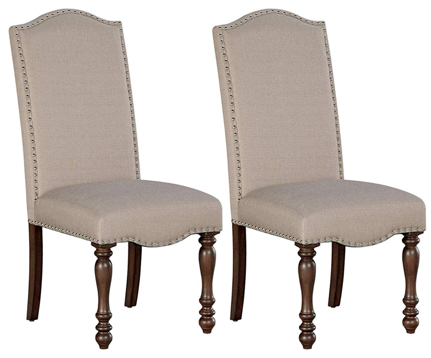 A set of 2 Ashley Furniture Signature Design Baxenburg Dining Room Chair  for $63.70