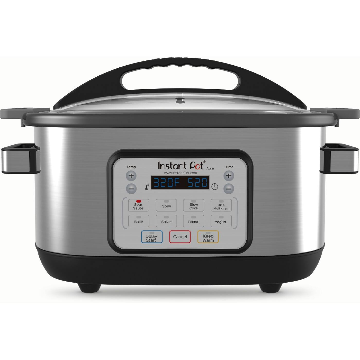 YMMV B&M Instant Pot 6qt Aura Multi Cooker for $48.96 after Cartwheel 30% off@ Target