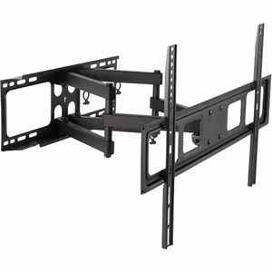 Inland LCD/LED Full Motion TV Wall Mount Combo for 37 to 80 for $34.99 @ Home Depot