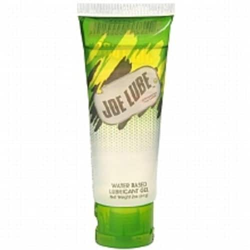JOE LUBE Water Based Lubricant Gel for $2.99 @ Walgreens