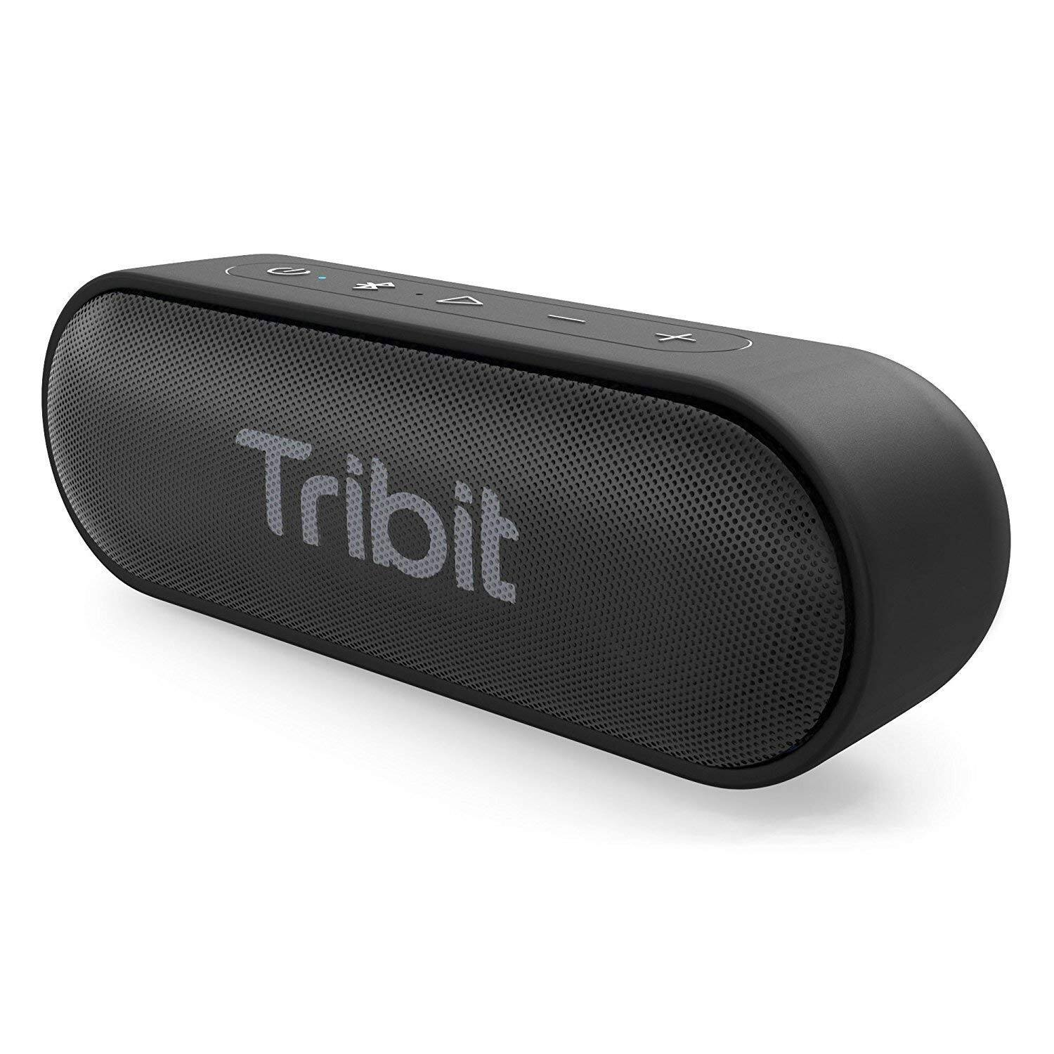 Tribit XSound Go Bluetooth IPX7 Waterproof Stereo Sound Speakers for $23.39 after stacking coupons @ Amazon