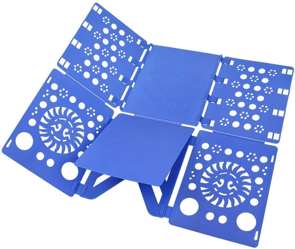 Shirt Folding Board made w high durable plastic for $10.35 After 55% Off Coupon @ Amazon