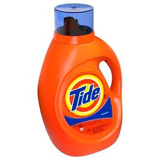 6-Count 100oz. Tide Original Liquid Laundry Detergent + $15 Target eGC