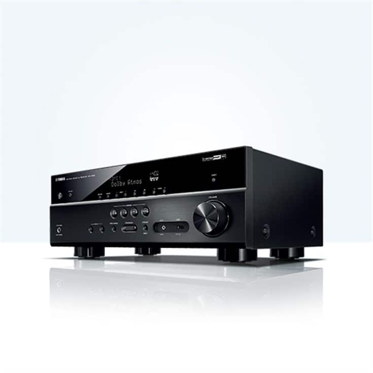 Yamaha RX-V583 $274.99 from @BestBuy, In-store - YMMV